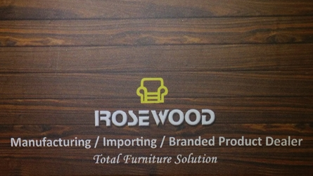 Rosewood Furniture Thachampara, Palakkad